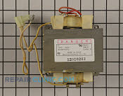 High Voltage Transformer - Part # 1349820 Mfg Part # 6170W1D077J