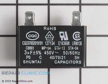 Capacitor 5304455449      Main Product View