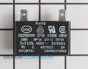 Capacitor - Part # 1192461 Mfg Part # 5304455449