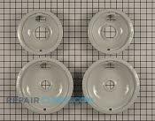 Burner Drip Bowl kit - Part # 1567001 Mfg Part # W10291024