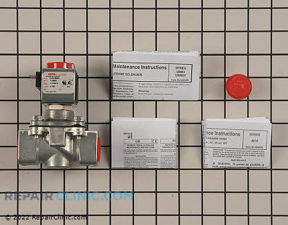 Gas Valve Solenoid 194683GS Main Product View