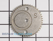 Gear - Part # 1997275 Mfg Part # V650000080