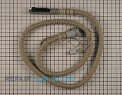 Vacuum Hose - Part # 1608993 Mfg Part # 43491045