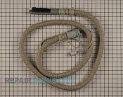 Vacuum Hose - Part # 1608993 Mfg Part # 43491045