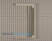 Curtain Frame - Part # 912548 Mfg Part # WJ86X10050