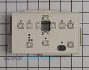 Control  Panel - Part # 1261293 Mfg Part # 5304461969