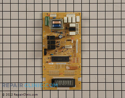Control Board 66660           Main Product View