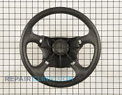 Steering Wheel - Part # 2308874 Mfg Part # 186093X418