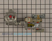 Gas Valve Assembly - Part # 2304786 Mfg Part # WB19K10078