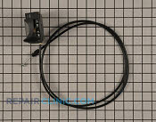 Throttle Cable - Part # 1936062 Mfg Part # 532191257