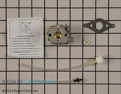 Carburetor 791-182875 Main Product View