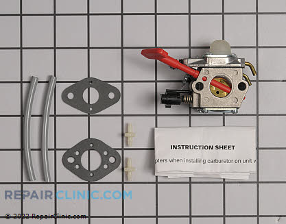 Carburetor A04445A Main Product View