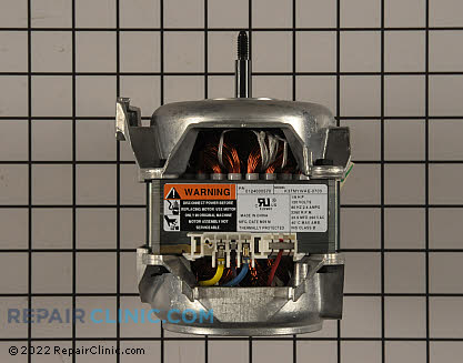Drive Motor DW-4550-03      Main Product View