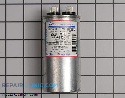 Capacitor 5303303732      Main Product View