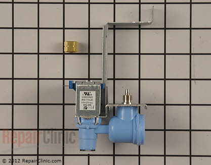 Water Inlet Valve DA62-00930A Main Product View