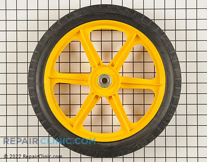 Wheel 734-1860A Main Product View