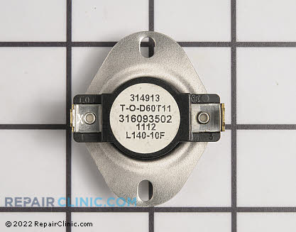 Thermostat 316093502       Main Product View