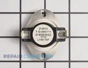 Thermostat - Part # 1513293 Mfg Part # 316093502