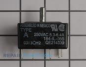 Surface Element Switch - Part # 638612 Mfg Part # 5304402780