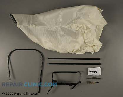 Grass Catching Bag OEM-190-110 Main Product View