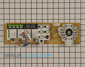 User Control and Display Board - Part # 2095249 Mfg Part # MFS-F2WLHA-S0