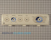 Control  Panel - Part # 1264251 Mfg Part # WE19M1487