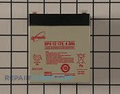 Battery - Part # 1621128 Mfg Part # 725-04903