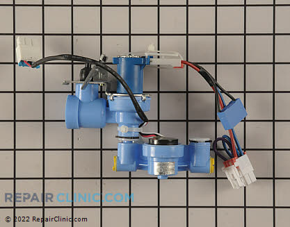 Water Inlet Valve AJU72992601     Main Product View