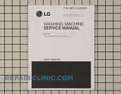 Repair Manual - Part # 1371134 Mfg Part # MFL31245501