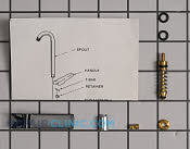 Faucet Kit - Part # 914670 Mfg Part # WS10X10014