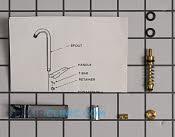 Faucet Kit - Part # 914670 Mfg Part # WS10X10014