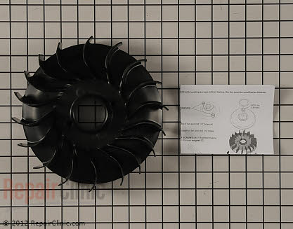 Fan Blade 796084          Main Product View