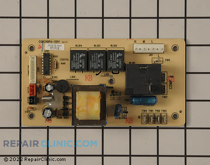 Main Control Board AC-0668-100     Main Product View