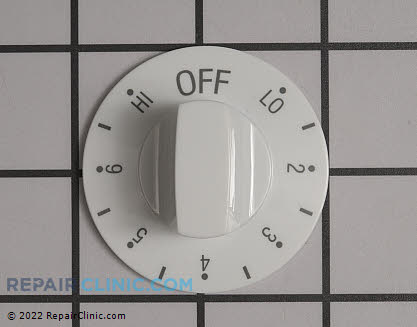 Selector Knob 1845D041 Main Product View