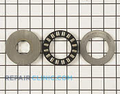 Axial roller bearing - Part # 1971534 Mfg Part # 6.401-334.0