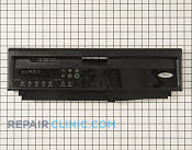 Touchpad and Control Panel - Part # 1202868 Mfg Part # W10101930