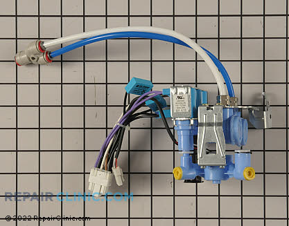 Water Inlet Valve DA97-07695A     Main Product View