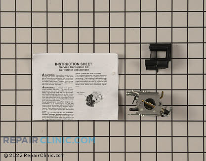 Carburetor 530071987 Main Product View