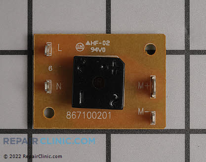 Control Board 00489036 Main Product View