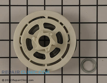 Recoil Starter Pulley 753-05072 Main Product View