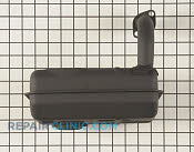 Muffler Assembly - Part # 1751515 Mfg Part # 49069-2210-9Y
