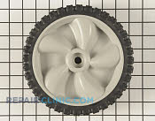 Wheel - Part # 1822822 Mfg Part # 634-04363