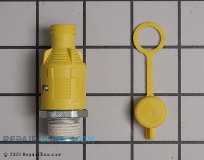 Oil Drain Valve 25 755 14-S Main Product View
