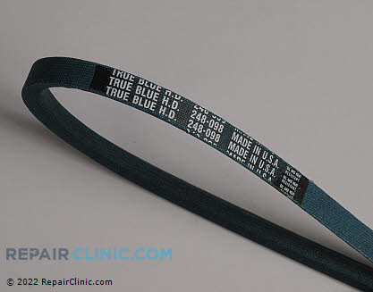 Belt: V-Belt 248-098 Main Product View
