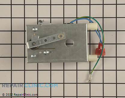 Damper Control Assembly SV03124 Main Product View