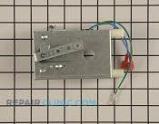 Damper Control Assembly - Part # 1931608 Mfg Part # SV03124