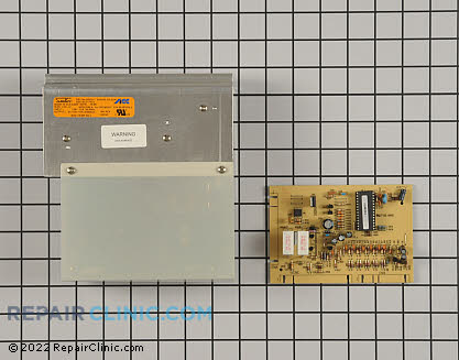 Control Board 651030295       Main Product View