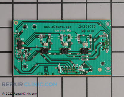 Control Board 651014120       Main Product View