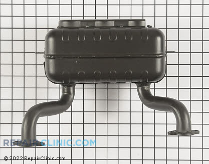 Muffler 117-7256 Main Product View
