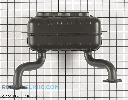 Muffler 117-7256 Main Product View